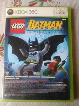 Batman Lego 2 DVD para Xbox 360. Original