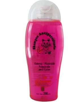 Shampoo para gatos y cachorros