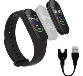 Reloj Digital Smart Band M4 Compatible con iPhone / android