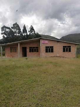 Venta de Quinta en San Isidro de la Provincia del Carchi