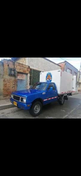 Chevrolet Luv 1600 furgón