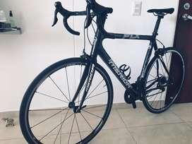 C vende bicicleta ruta carbon