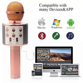 Micrófono Karaoke parlante