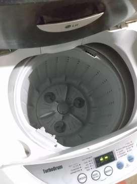 Lavadora LG 15 libras digital