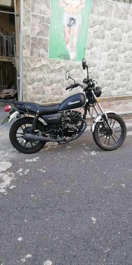 MOTO THUNDER TGN150