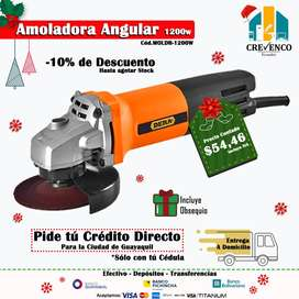 Amoladora Angular DERA DK911A