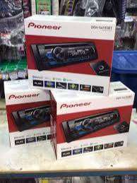 RADIO PIONEER DEH-S4150UB USB+BT+SMART PHONE+ANDROID+SPOTIFY+CONTROL ORIGINALES NUEVOS GARANTÍA SC1