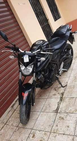 Vendo Yamaha MT03. Año 2020