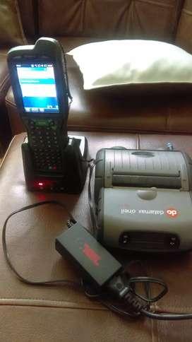 Venta impresora móvil datamax o'neil y computadora móvil de mano Honeywell