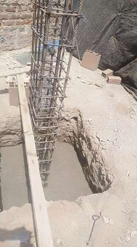 Albañil y acabados construcción y Remodelación