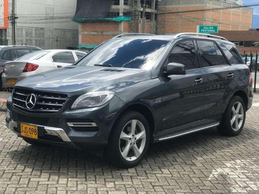 Mercedes Benz Ml250 Diesel 4x4 Mod. 2016 0