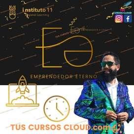 Curso Emprendedor Eterno instituto 11 de Carlos Muñoz