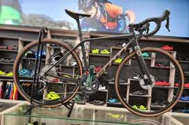 Scott bicicleta ruta carbono ciclismo