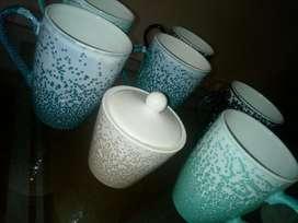 Set Mugs Corona