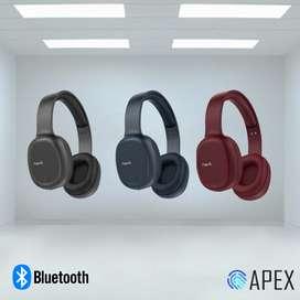 Auriculares inalámbricos con BT, RADIO, FM y Lector Micro SD + Envío gratis Ibagué x 2 Artículos
