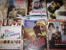 APROXIMADAMENTE 50 DVD DE PELICULAS VARIAS