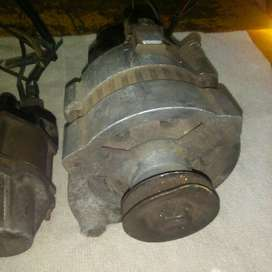 Alternador Y Burro de Citroen 12 VOL