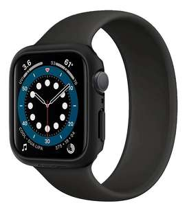 FUNDA Case Protector Spigen Thin Fit @ Apple Watch 4 5 6 Se 44mm
