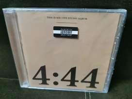 4 :44 this is 13th studio album Jay z