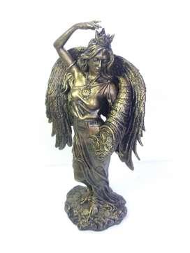 Estatua Diosa de la Fortuna 23cm de Alto