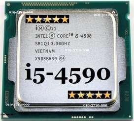 Procesadores Intel Core i5 cuarta gen