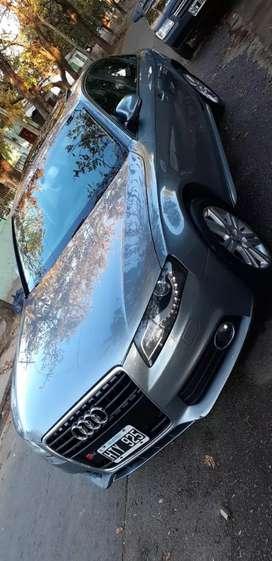 Vendo Audi A4 modelo 2009 1.8