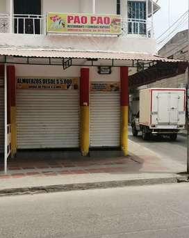 Se Vende negocio Para Comidas Rápidas o Cedo local