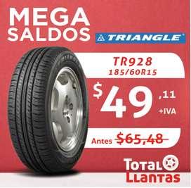 LLANTAS 185/60R15 TRIANGLE TR928