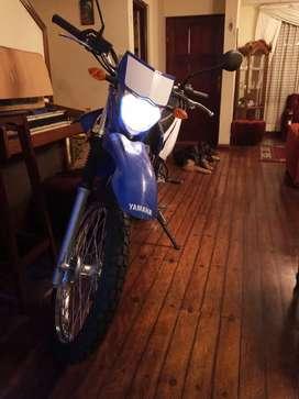 Moto usada Yamaha
