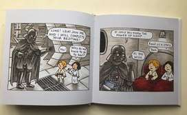 Libro infantil Star Wars - Goodnight Darth Vader (usado excelente estado)