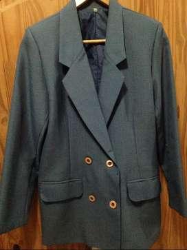 Blazer Azul Marino Talle 42