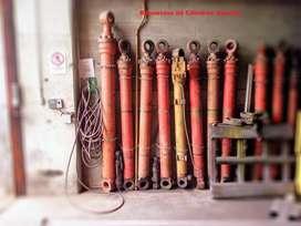 Repuestos de segunda para maquinaria pesada Cilindros