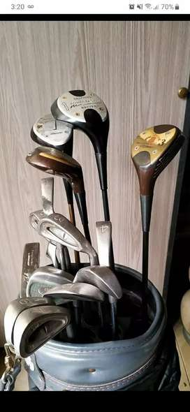 Maleta con palos de golf kit completo