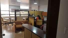 Arriendo Oficina Amoblada con Póliza de Arrendamientos