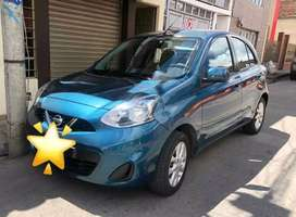 Nissan new march