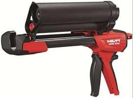 Hilti Hdm 500 Aplicador Manual, Pistola, Anclaje Químico