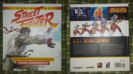 Libro Street Fighter Undisputed