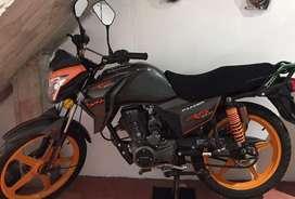Moto Seminueva Thunder Año 2021