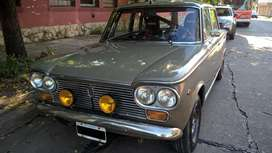FIAT 1500  BERLINA MODELO 1969