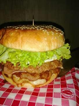Se requiere personal para hamburgueseria (trailer)