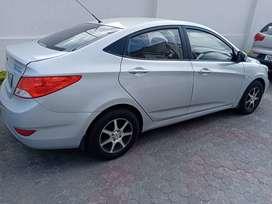 Hyundai Accent con AC 2012