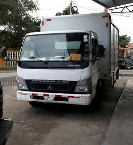 Vendo Camion Mitsubishi Canter Hd