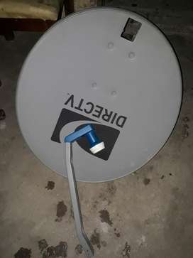 Antena de Directv Prepago