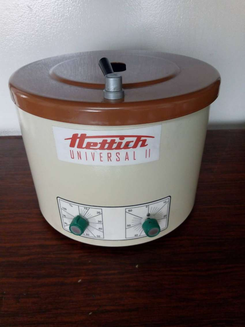 Centrifuga Hettich Universal II 8tubos 0