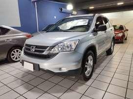 Honda CRV Lx 2.4 AT 2011 Nueva
