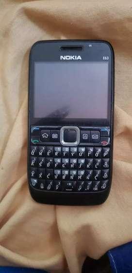 Nokia e63 excelente estado