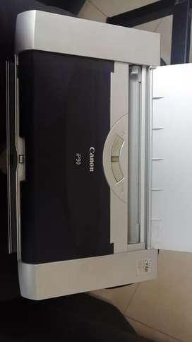 Mini impresora canon pixma i90