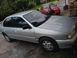Nissan primera 1994 color plata papeles en regla
