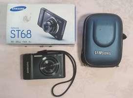 Cámara Samsung St 68 con 16 Megapíxeles