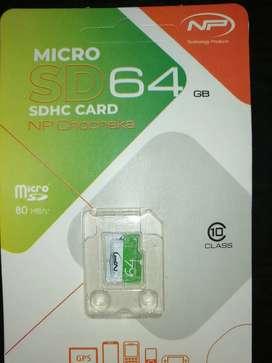 Micro Sd marca NP 64 Gb